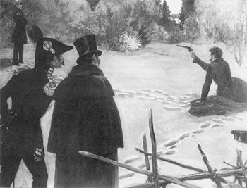 Дуэль на Чёрной речке: Часть 1