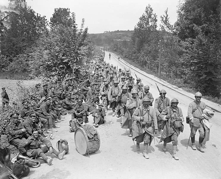 Германские дивизии в 56 кило…