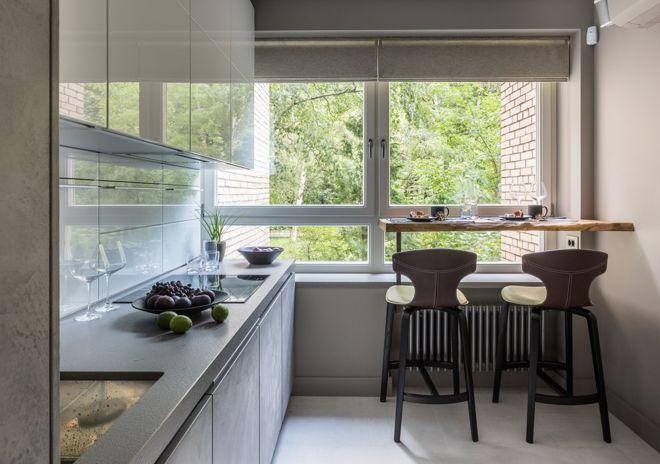 Современный Кухня by Дизайн-бюро Татьяны Алениной
