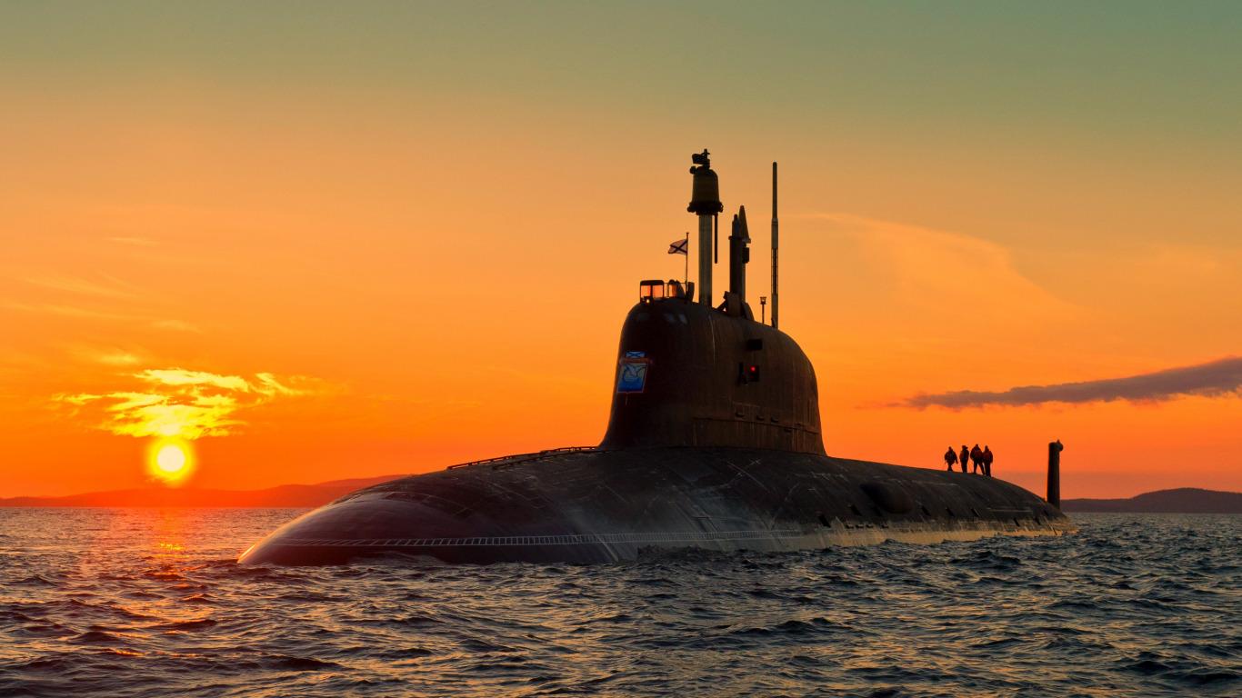 Силы НАТО попытались устроить засаду российской подлодке, но потерпели фиаско