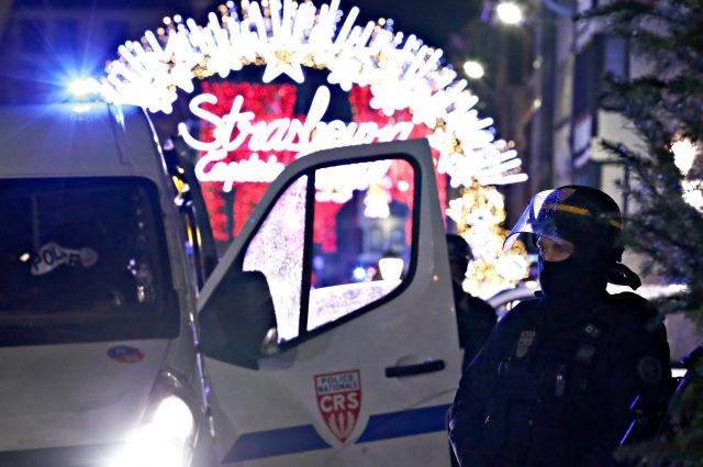Число погибших при стрельбе в Страсбурге возросло до четырех