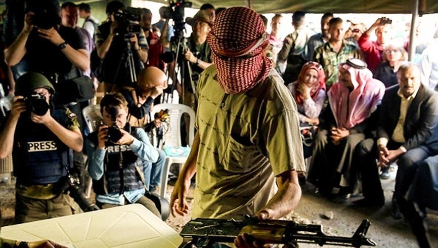Крупная группировка исламист…