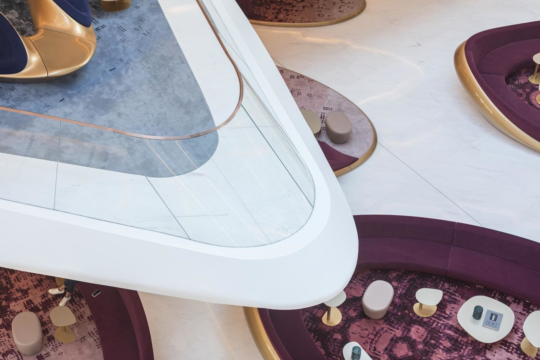 Дизайн отеля Opus в Дубае от Zaha Hadid Architects