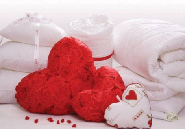 декор комнаты для романтического вечера, фото 18