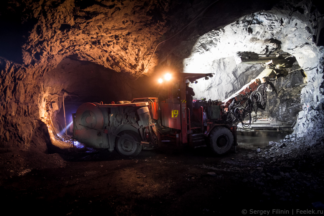 Рудники норильска картинки