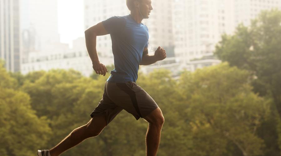 Как худеют при помощи бега