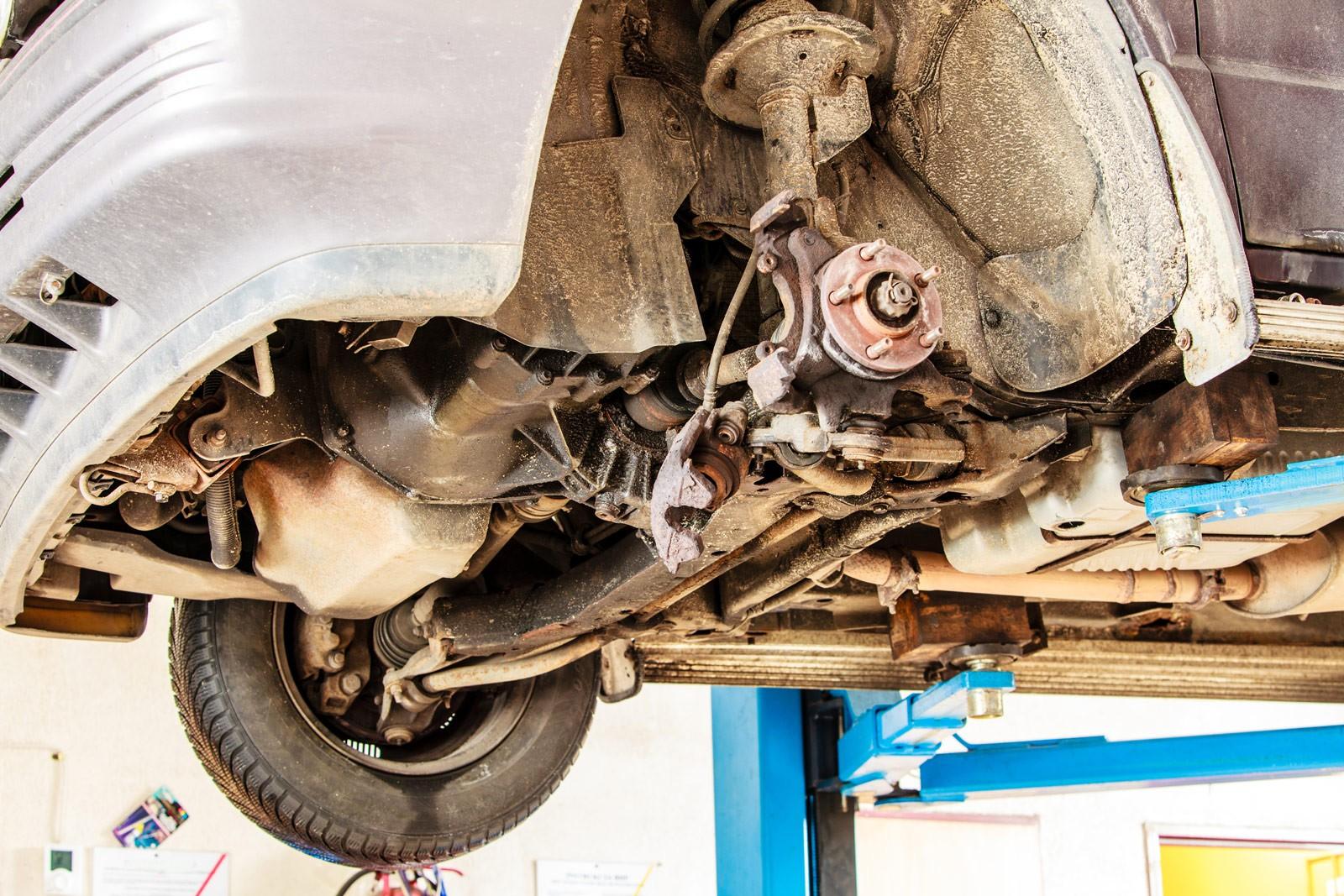 Трясётся и дрожит: почему бьёт руль и что с этим делать авто,авто и мото,автосалон,автосамоделки,водителю на заметку,дтп,машины,ремонт,Россия,советы,тюнинг