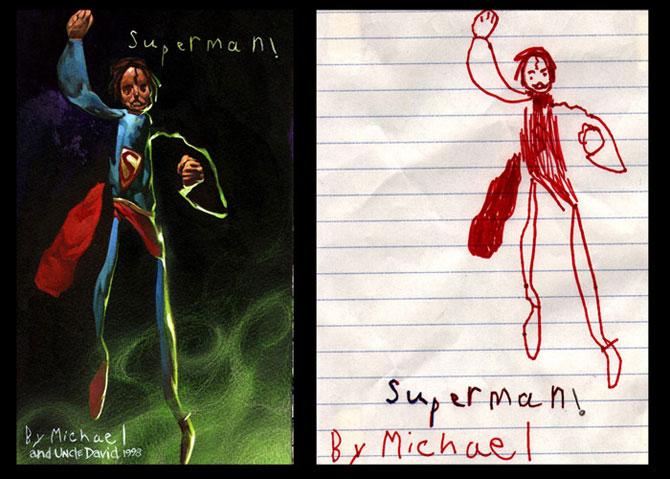 Детские рисунки глазами профессионала