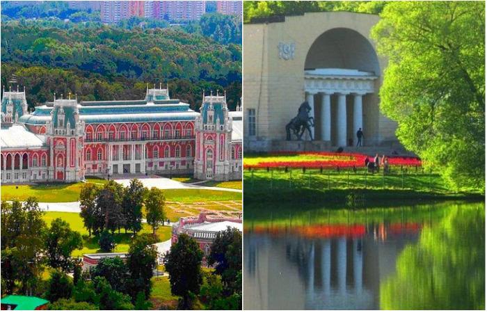 Дворянское гнездо: московские усадьбы, которые хранят дух эпохи