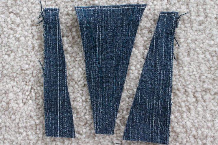 Простые джинсы