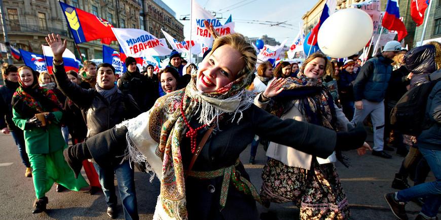 Не надо думать, что россияне - гопники