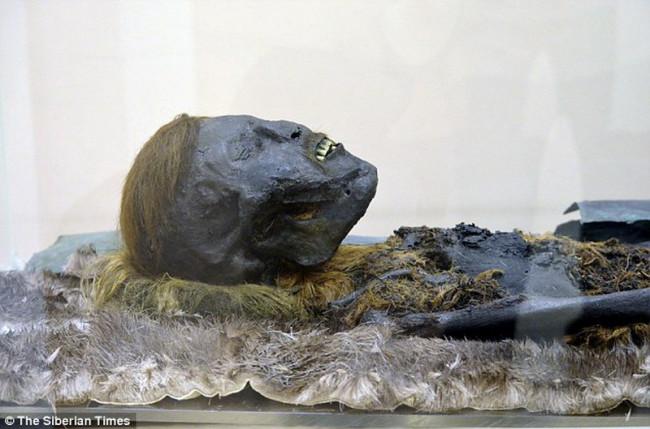 Загадка средневековой мумии из Сибири