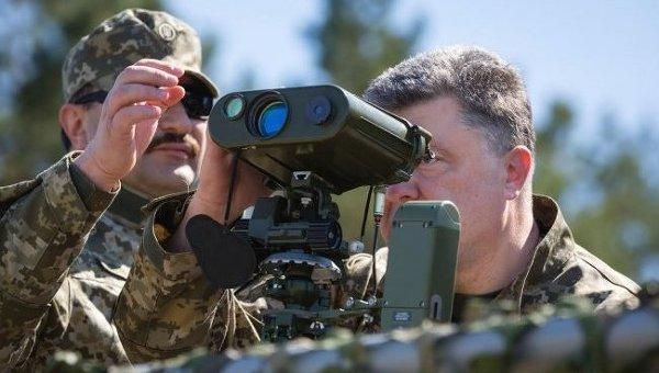 Украина «раздавит Россию» в максимально короткий срок, заявили в Киеве
