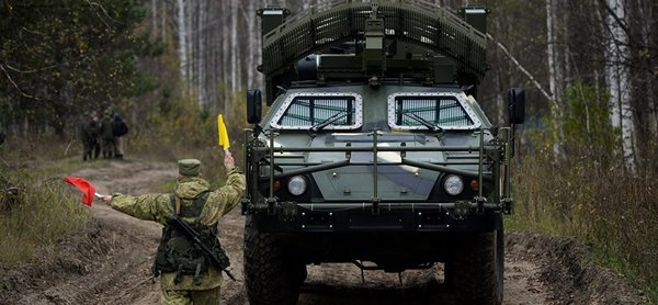 Запад, догоняй: Россия задае…