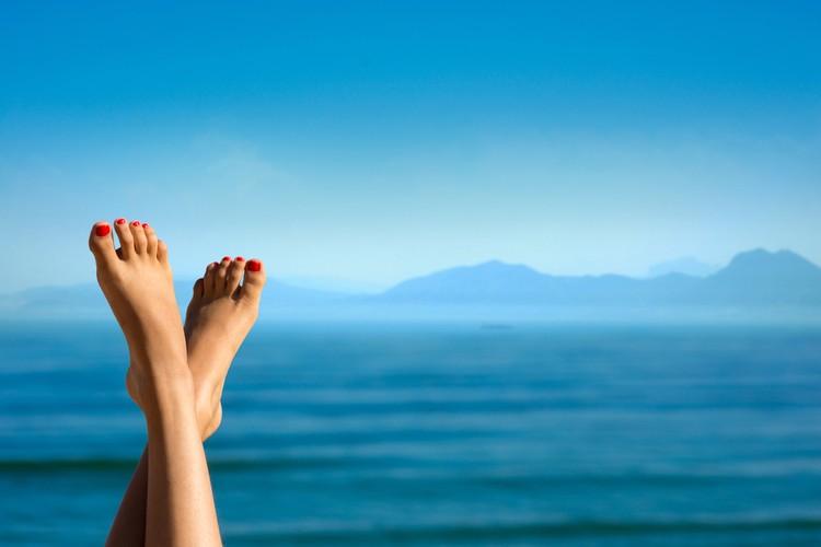 Что форма ног говорит о вашем характере