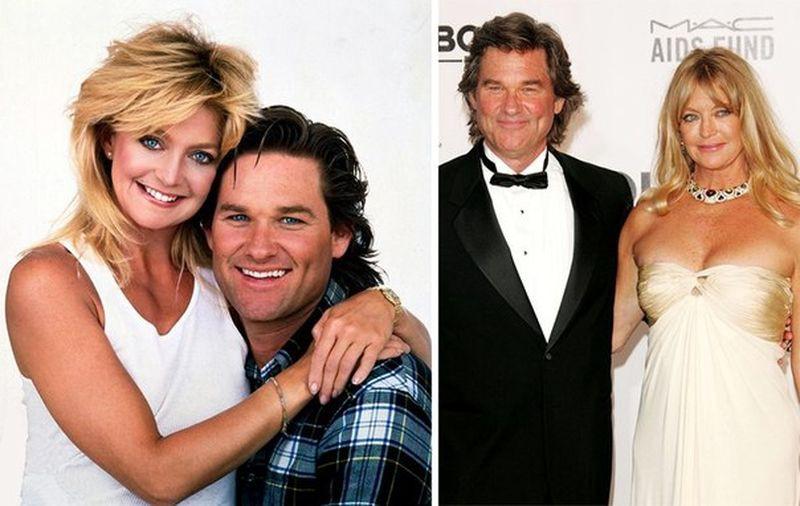Союз нерушимый: 32 года любви Курта Рассела и Голди Хоун