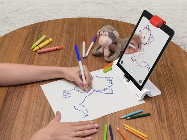 Новое приложение научит рисовать необычным способом