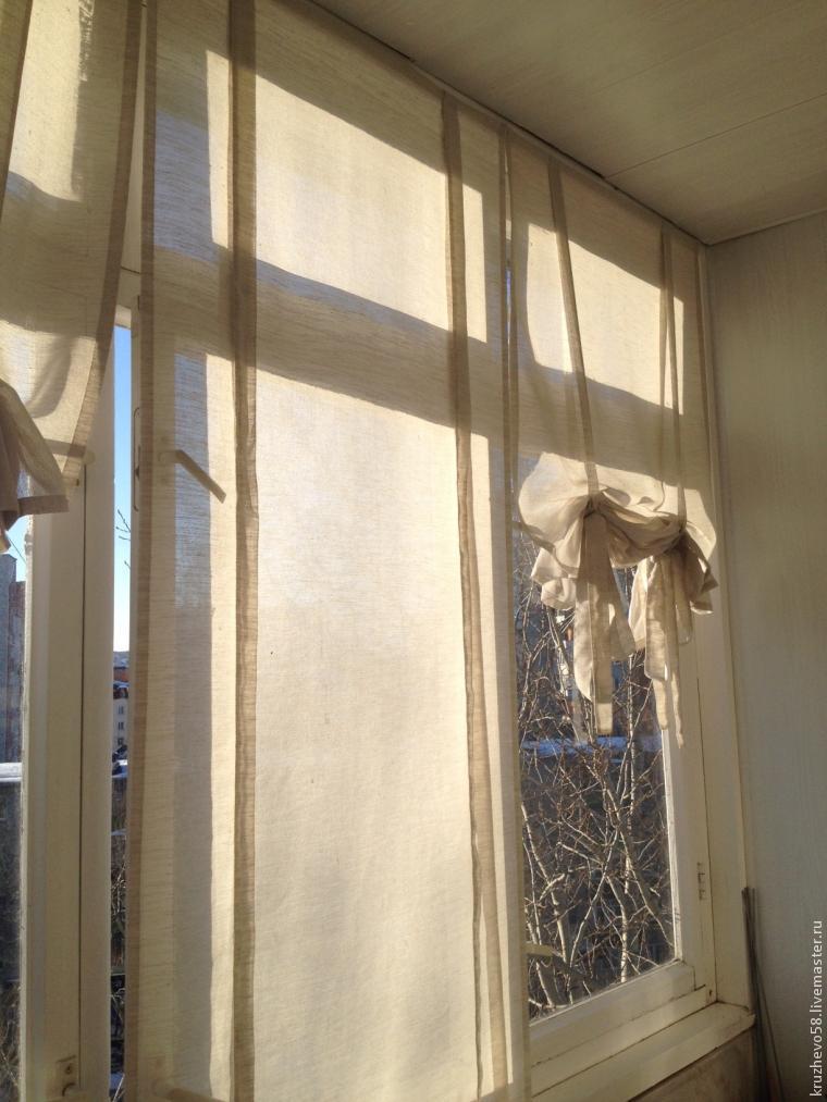 Римские шторы своими руками за 1 вечер: мастер-класс (фото) 63