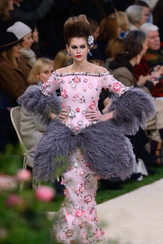 Показ Chanel Haute Couture весна 2019 в Париже - грандиозно и шикарно!