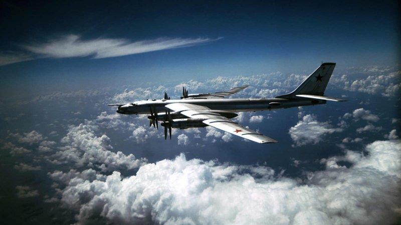 Ту-95. Цель - Америка (часть 2)