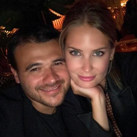 СМИ: Эмин Агаларов обручился спустя четыре месяца после развода Звездные пары