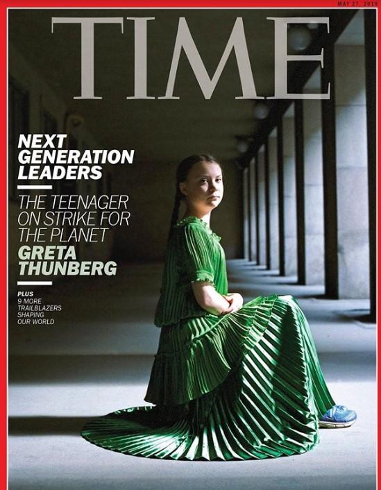 Грета Тунберг: ярая экоактивистка или пиар-проект?