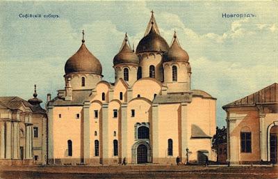 7 фактов о Софийском соборе …