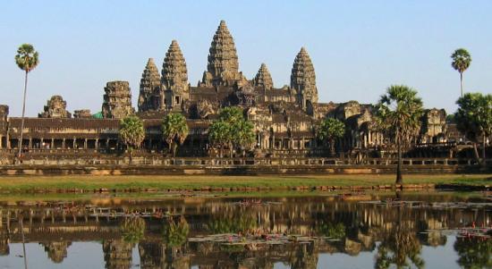 Ангкор-Ват — величайший храм…