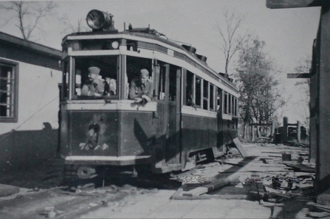Могли ли немцы приехать в блокадный Ленинград на трамвае