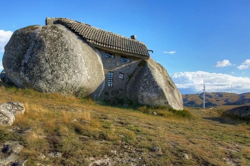 14 самых сказочных домов в мире в мире, дом