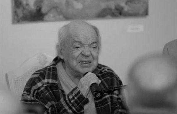 Поэт Наум Коржавин умер ото…
