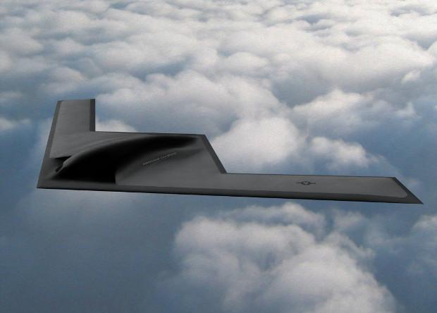 Разработчики защитили проект стратегического бомбардировщика B-21