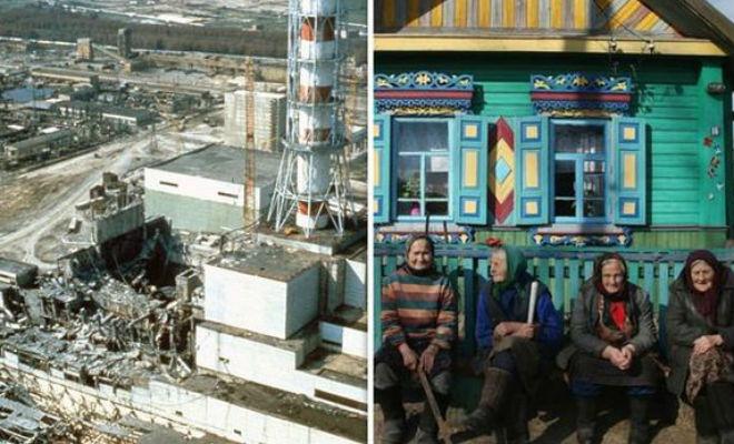 Чернобыль: местные жители, которые тайно вернулись и до сих пор живут в зоне отчуждения зона,зона отчуждения,культура,люди,Пространство,радиация,чернобыль