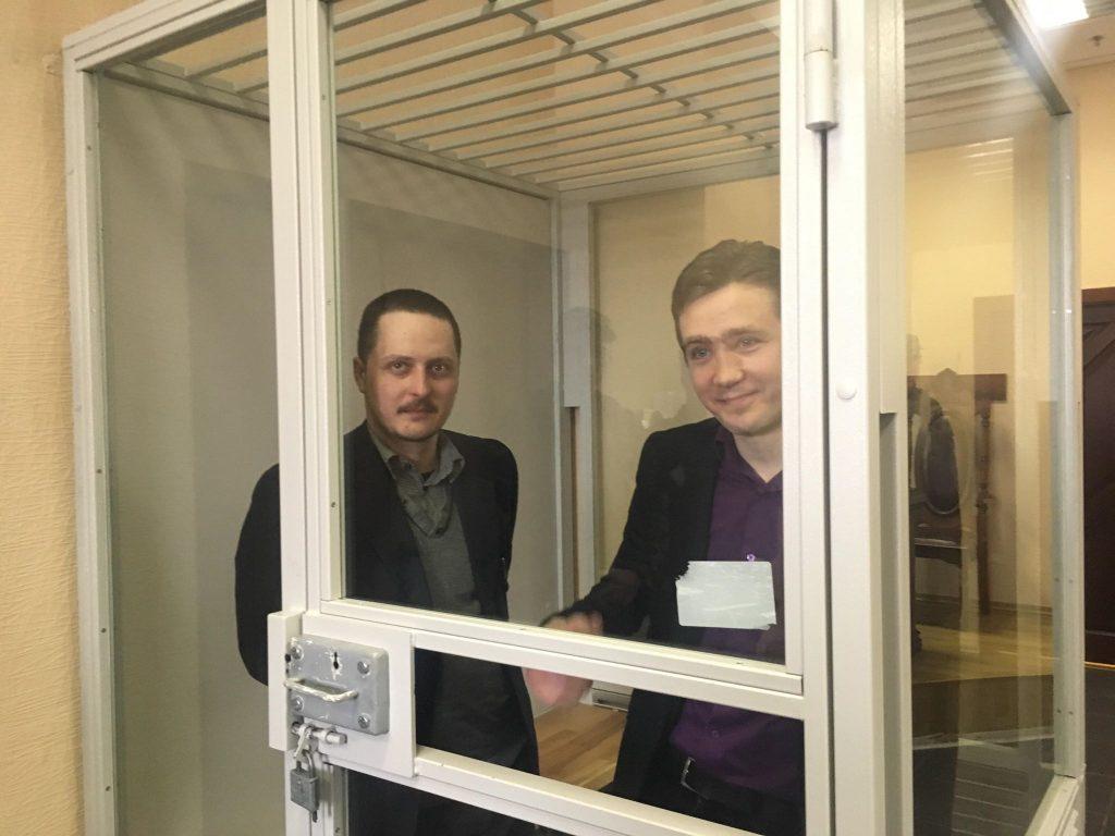 Василец и Тимонин выходят под домашний арест