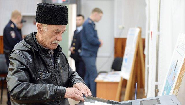 Почти 36% крымчан проголосовали за Навального!