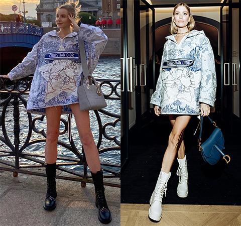 Модная битва: Наталья Якимчик против Елены Перминовой