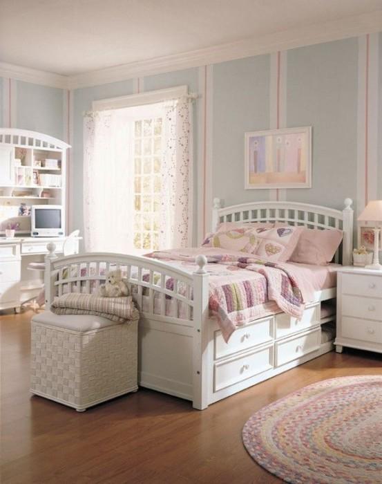Пастельная цветовая гамма как одно из лучших решения для детской комнаты от Starlight Furniture