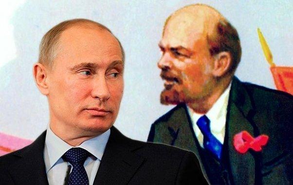 Почему бесстрашный Путин не …