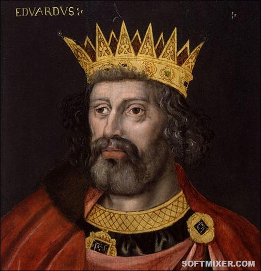 Смерть короля Англии Эдуарда II