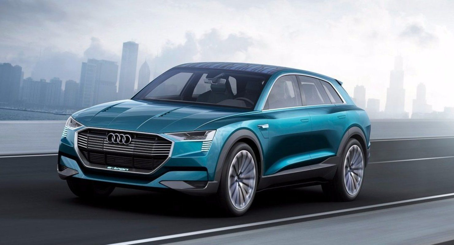 Audi планирует отказаться от ДВС через 10–15 лет Автомобили