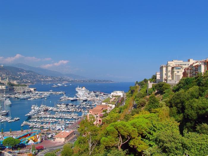 Жизнь на клочке земли. Монако.