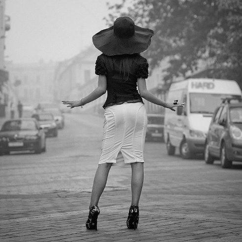 Женщина молодеет до тридцати…