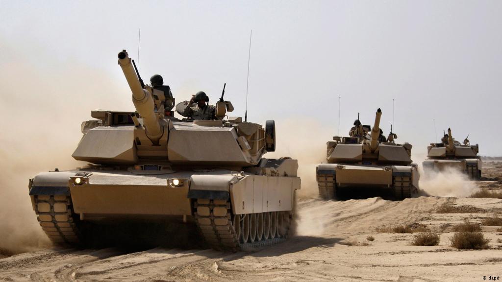 Иордания сосредотачивает войска на границе с Сирией