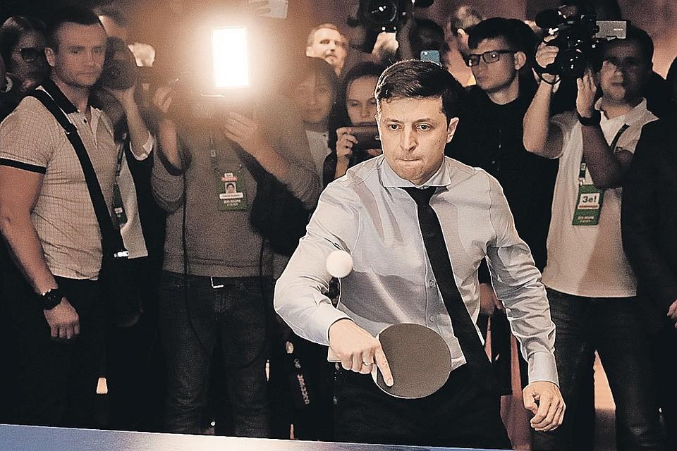 Олег Царев: Десант Трампа работает в штабе Зеленского четвертую неделю выборы,Зеленский