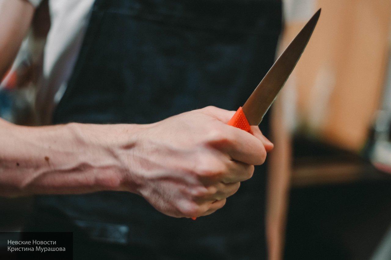 Пьяный житель Перми с ножом напал на родного сына
