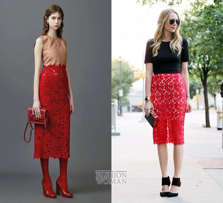 С чем носить юбку-карандаш и выглядеть модно фото №15