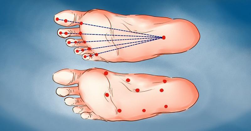 Вот почему нужно чаще делать массаж ног