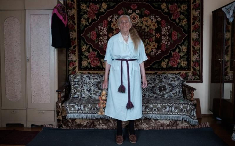 Стильная старушка из Беларуси