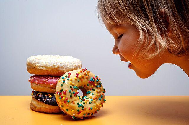 Весомая проблема. Как не допустить ожирения у ребёнка