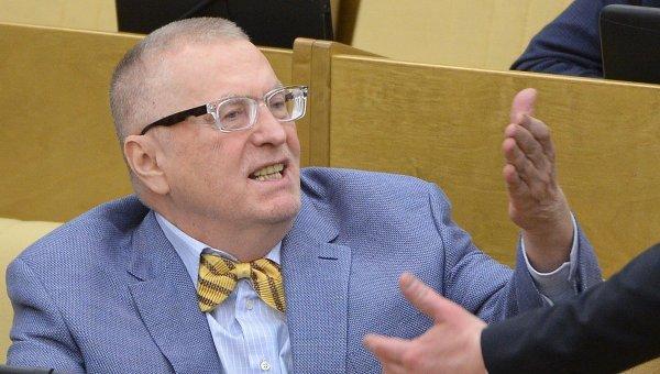 Жириновский сделал деловое предложение Порошенко